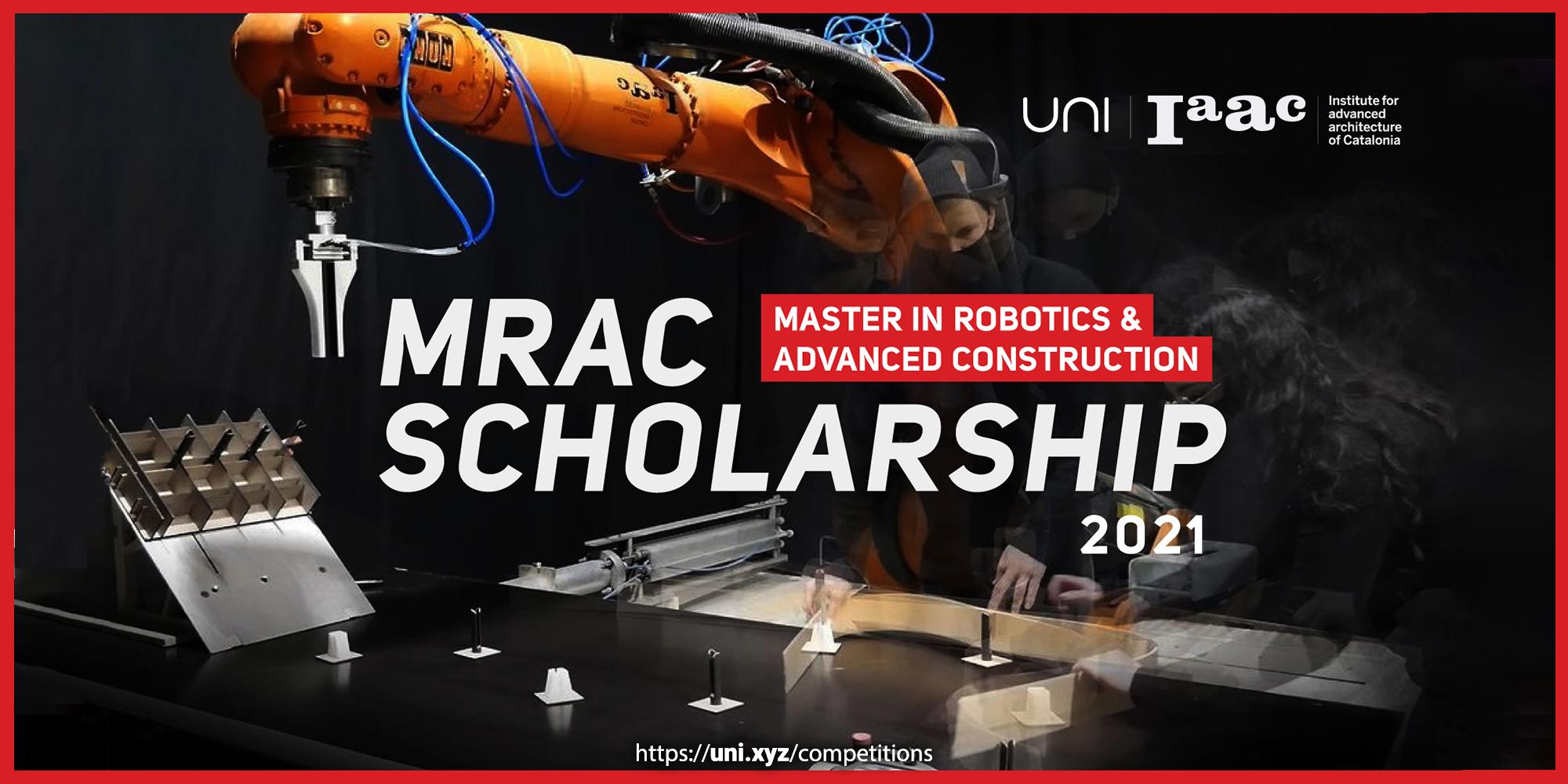 IAAC MRAC Scholarship Challenge 2021